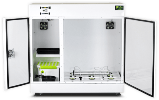 The BloomBox™ hydroponic grow box